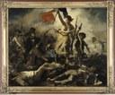 Eugène Delacroix, La Liberté guidant le peuple 1830 IMG