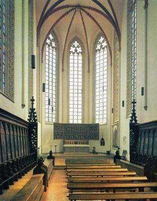 Foto Chorraum Brüdernkirche