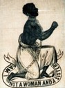 Anti-Slavery International, banner, Am I not a woman and a sister?: c.1836-8; artist unknown; by courtesy of Anti-Slavery International http://www.antislavery.org; Bildquelle: http://www.nationalarchives.gov.uk/pathways/blackhistory/rights/abolition.htm#top.