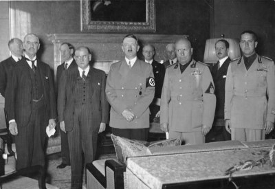The Munich Agreement 1938 IMG