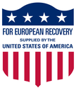 US-Regierung: Logo used on aid delivered to European countries during the Marshall Plan, 1948–1953; Bildquelle: Wikimedia Commons, http://commons.wikimedia.org/wiki/File:US-MarshallPlanAid-Logo.svg?uselang=de.