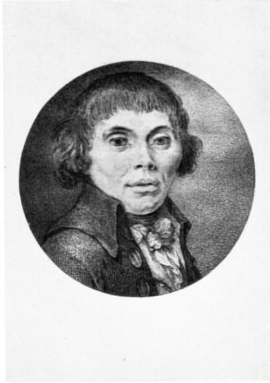 Heinrich Sintzenich (1752–1812), Portrait Karl Philipp Moritz, Stich, 1793; Bildquelle: Wahl, Hans / Kippenberg, Anton: Goethe und seine Welt, Leipzig 1932, S.106, wikimedia commons, http://de.wikipedia.org/w/index.php?title=Datei:CarlPhilippMoritzS106.jpg&filetimestamp=20070129205958.