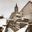 Altstadt von Sibiu, Rumänien IMG