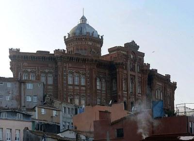 Die Griechisch-Orthodoxe Schule in Fanar, Istanbul IMG