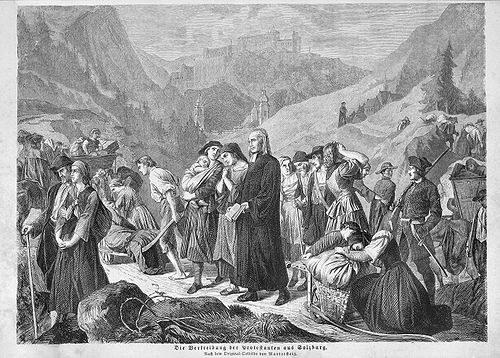 Die Vertreibung der Protestanten aus Salzburg IMG