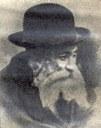 Portrait des Gerer Rebben R. Arjeh Löb ben Abraham Mordechai Alter (1866–1948), 1928, unbekannter Künstler; Bildquelle: Jüdisches Lexikon, Berlin 1928, vol. 2, Sp. 1026.