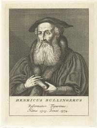 François van Bleyswyck (died 1746), portrait of Heinrich Bullinger (1504–1575), copper engraving, Leiden, ca. 1681–1746; source: Rijksmuseum, Amsterdam, https://www.rijksmuseum.nl/nl/search/objecten?q=Bullinger&p=1&ps=12#/RP-P-1908-3814,1.