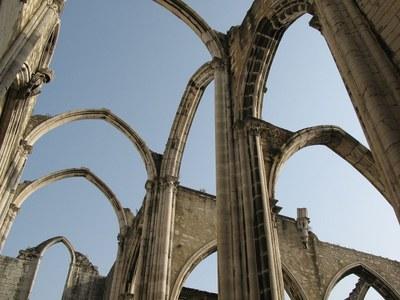 Convento do Carmo, Lissabon
