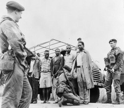 Der Mau Mau Aufstand in Kenia