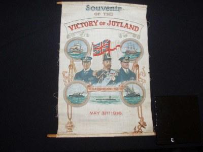 Battle of Jutland Victory Scroll 1916