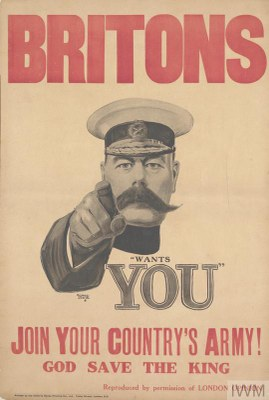 Kitchener Wants You 1914