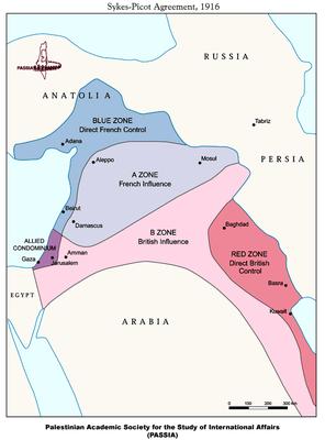 Das Sykes-Pikot-Abkommen von 1916 IMG