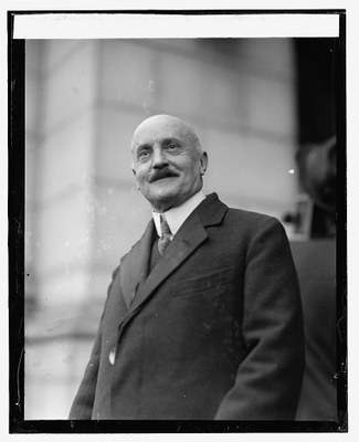 Schwarz-weiß Photographie, 23.09.1925, unbekannter Photograph; Bildquelle: Library of Congress Prints, National Photo Company Collection, DIGITAL ID: (digital file from original) npcc 14478 http://hdl.loc.gov/loc.pnp/npcc.14478.