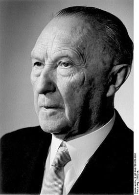 Konrad Adenauer (1876–1967) IMG