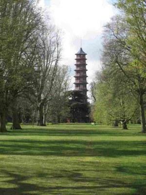 Kew Gardens mit Pagode IMG