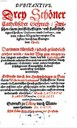 Dubitantius, Titelblatt IMG