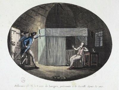 """""""Befreiung des Comtes de Lorges"""" 1789 IMG"""