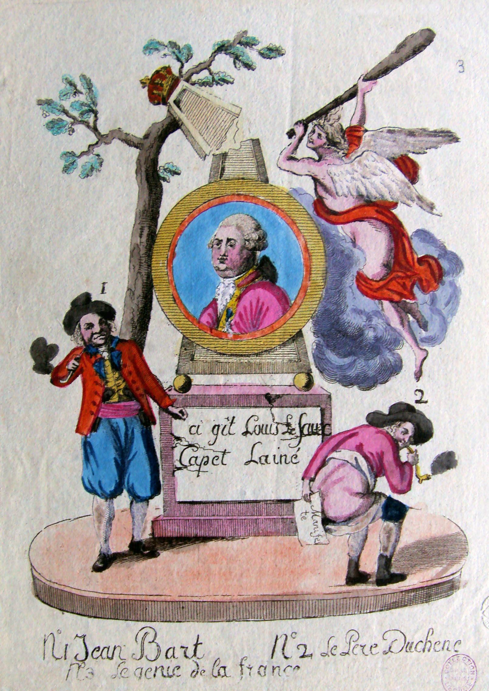 """""""Hier ruht Ludwig der Falsche"""" 1791 IMG"""