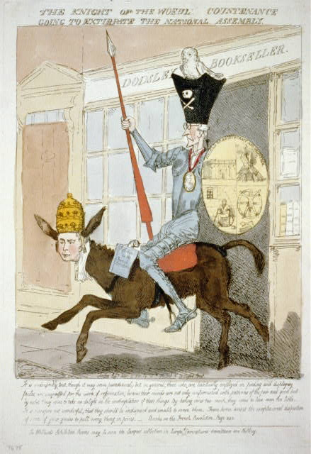 """""""The knight of the woeful countenance"""" 1790 IMG"""