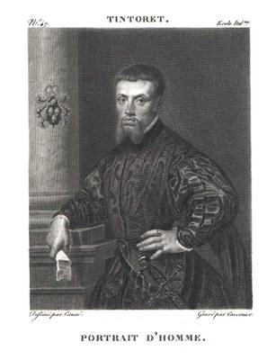 Andreas Vesalius (1514 - 1564), auch Andreas Vesal, Stich von Tavernier, Original von Jacopo Tintoretto (1518-1594) Bildquelle: http://www.sil.si.edu/digitalcollections/hst/scientific-identity/CF/display_results.cfm?alpha_sort=V