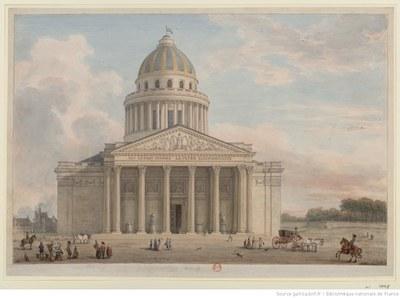 Jean-Baptiste Hilair (1753–1822), Panthéon Français, 1794–1795