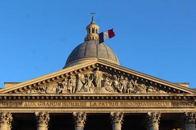 Panthéon, Paris – Aux grands hommes la patrie reconnaissante