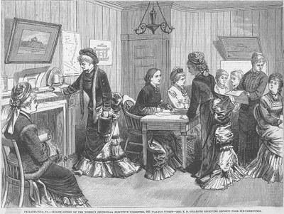Women's Centennial Executive Committee 1876 Philadelphia