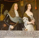 Ernest Augustus, Duke of  Brunswick-Lüneburg (1629–1698) and his Wife Sophia (1630–1714) IMG