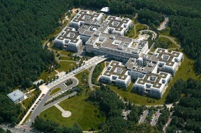 Blick auf das Klinikum Nürnberg Süd IMG