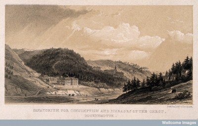 Sanatorium for Consumption and Disease of the Chest, Bornemouth IMG