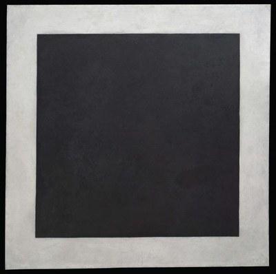 Kazimir Malevich (1878–1935), Black Square, ca. 1923