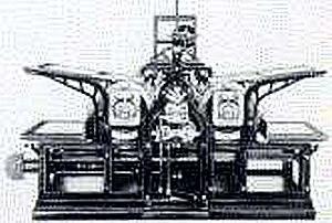 Zylinderdruckmaschine, ca. 1800 IMG