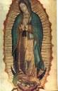 Virgen de Guadalupe, unbekannter Künstler; Bildquelle: Wikimedia Commons, http://commons.wikimedia.org/wiki/File:Virgen_de_guadalupe1.jpg, gemeinfrei.