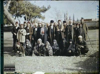 Türkische Kopfbedeckungen 1923