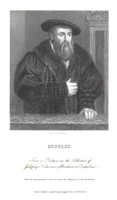 Johannes Kepler: Mysterium Cosmographicum, Tübingen 1596, Tabula III: Orbium planetarum dimensiones, et distantias per quinque regularia corpora geometrica exhibens Bildquelle: ETH-Bibliothek Zürich, Alte Drucke, http://blogs.ethz.ch/digital-collections/