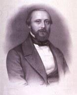 Georg Engelbach (1817–1894): Rudolf Virchow (1821–1902), Lithographie, undatiert; Bildquelle: National Library of Medicine, http://ihm.nlm.nih.gov/images/B29494.