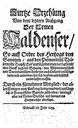 Bericht der Vertreibung der Waldenser 1699 IMG