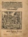 Lorenz Fries (1489–1531), Tractat der Wildbeder natuer, Titelblatt IMG