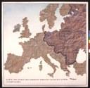 Karte des durch den Eisernen Vorhang getrennten Europa IMG