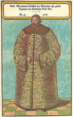 Sigismund von Herberstein (1486–1566) IMG