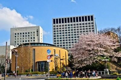 Sophia-Universität, Tokyo IMG