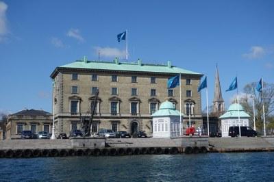 By & Havn's building, Nordre Toldbod, Copenhagen