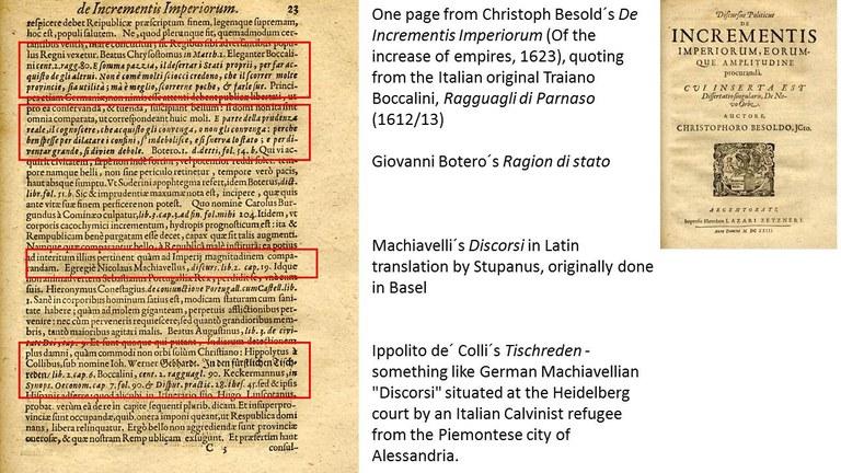 De Incrementis Imperiorum 1623