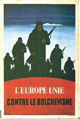"""""""L'Europe unie contre le Bolchevismse"""" 1944 IMG"""