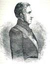 """Friedrich VI. von Dänemark (1768–1839), Bildquelle: Niels Bache """"Nordens Historie"""" (1887), Digitalisat: Wikimedia Commons, http://de.wikipedia.org/w/index.php?title=Datei:Frederik_6_of_Denmark.jpg&filetimestamp=20041124173918"""