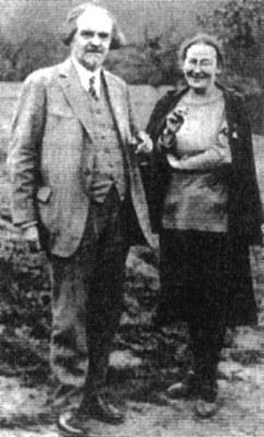 Nikolai Berdyaev (1874–1948) and Maria Skobtsova (1891–1945) IMG