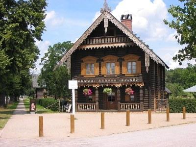 Russian Colony Alexandrowka near Potsdam, Germany IMG