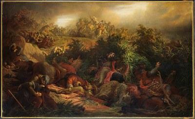 Die Schlacht bei Mohács 1526 IMG
