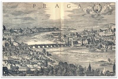 Prag, Kleinseite und Altstadt 1607 IMG