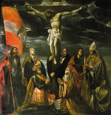 Władysław II. Jagiełło (ca. 1348–1434) und Hedwig von Anjou (ca. 1374–1399) IMG